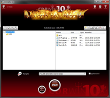 CDRWIN 10 - Copies & burns like the devil! Now even faster,easier,more precise!